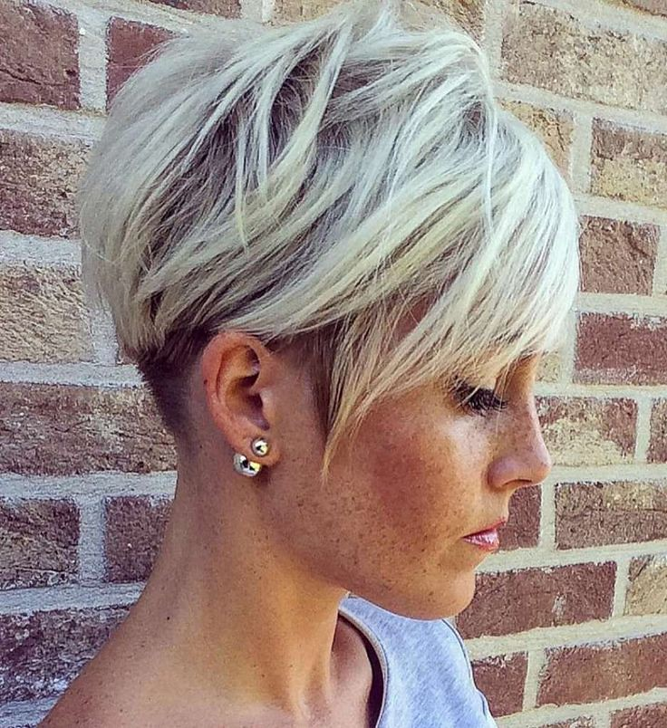 Best Short Hair Women Style 20172018 Short Hairstyles F Flickr