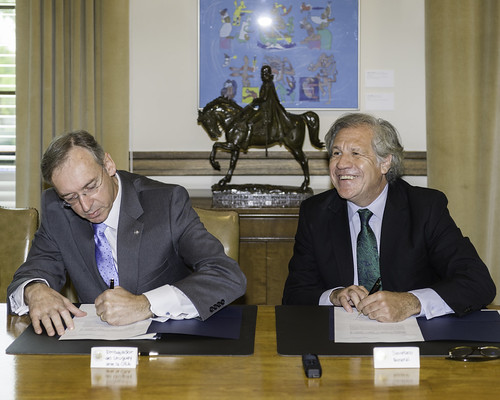 Uruguay Deposits at the OAS Ratification of Inter-American Convention against Racism and Discrimination, which enters into force