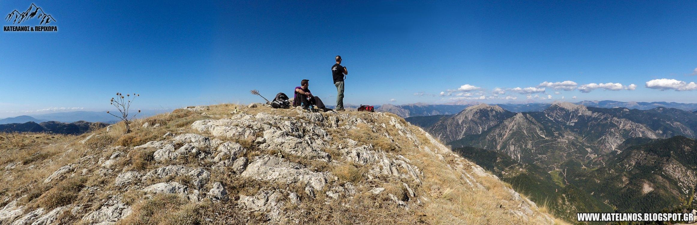 ορεινη ναυπακτια αναβασεις διαδρομες κορυφη τσακαλακι