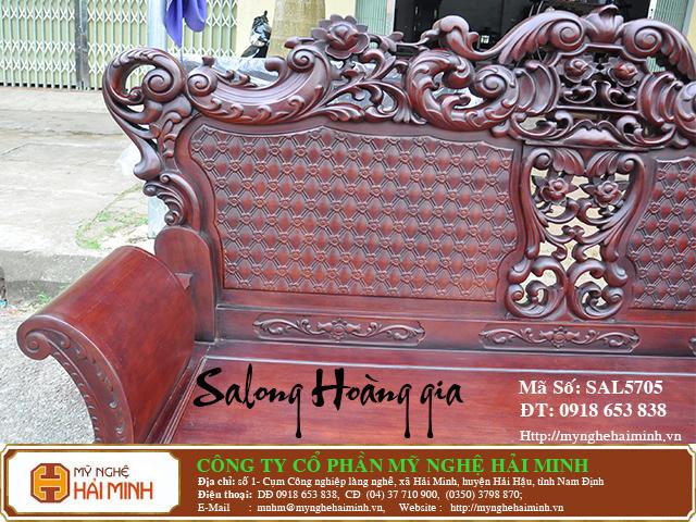 SAL5705g Salong Hoang gia  do go mynghehaiminh