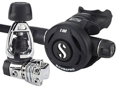 regulador de buceo Scubapro MK21 S 560