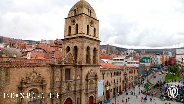 Bus Puno - La Paz