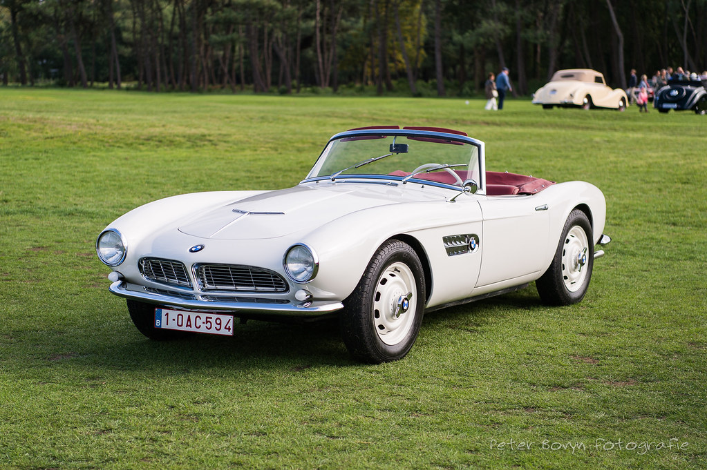 BMW 507 Roadster - 1959 | 1955 - 1959 E507 A project initiat… | Flickr
