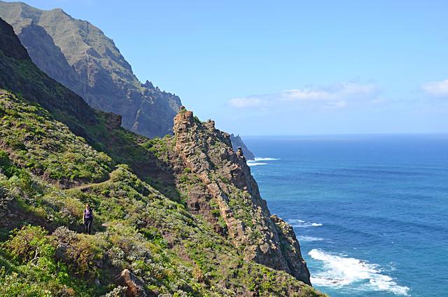 Ravines in Anaga, Tenerife