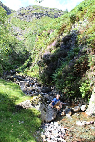Dungeon Ghyll lower