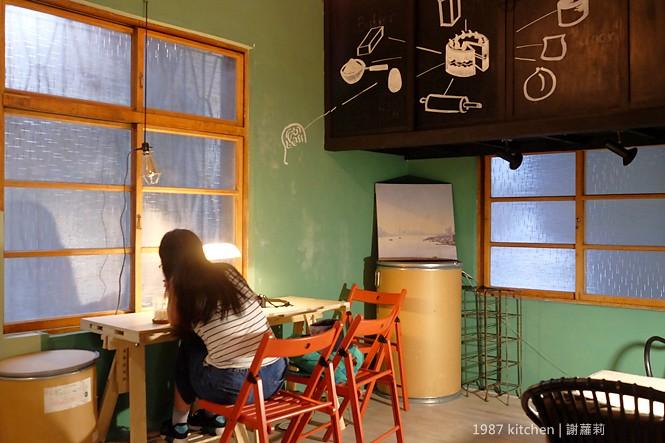 37130775633 e557039d04 b - 1987Kitchen -Pâtisserie/Café(1987廚房工作室) | 低調隱藏版,躲在傳統菜市場裡面的甜點店,手作限量、完全巔覆你的傳統想像!