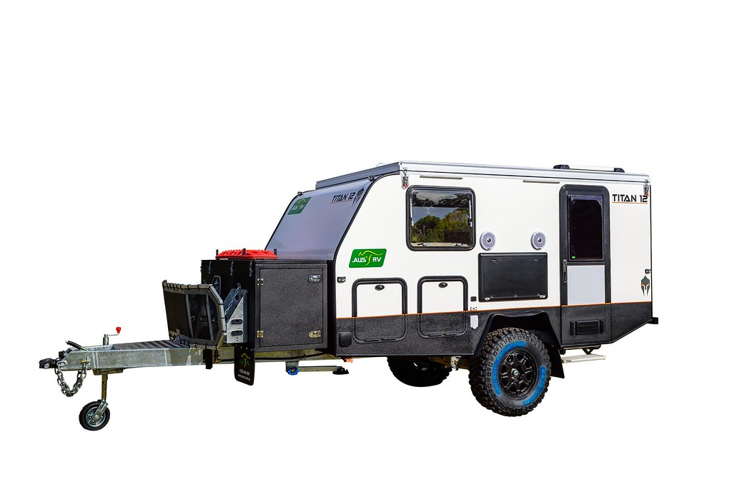 Titan 12 4 Berth Off Road Pop Top Caravan
