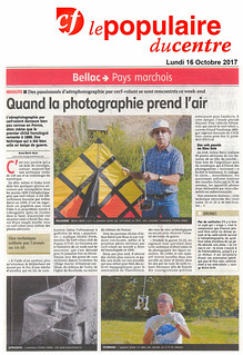 Article Le Populaire 16-10-2017 . | by CODYFAN1