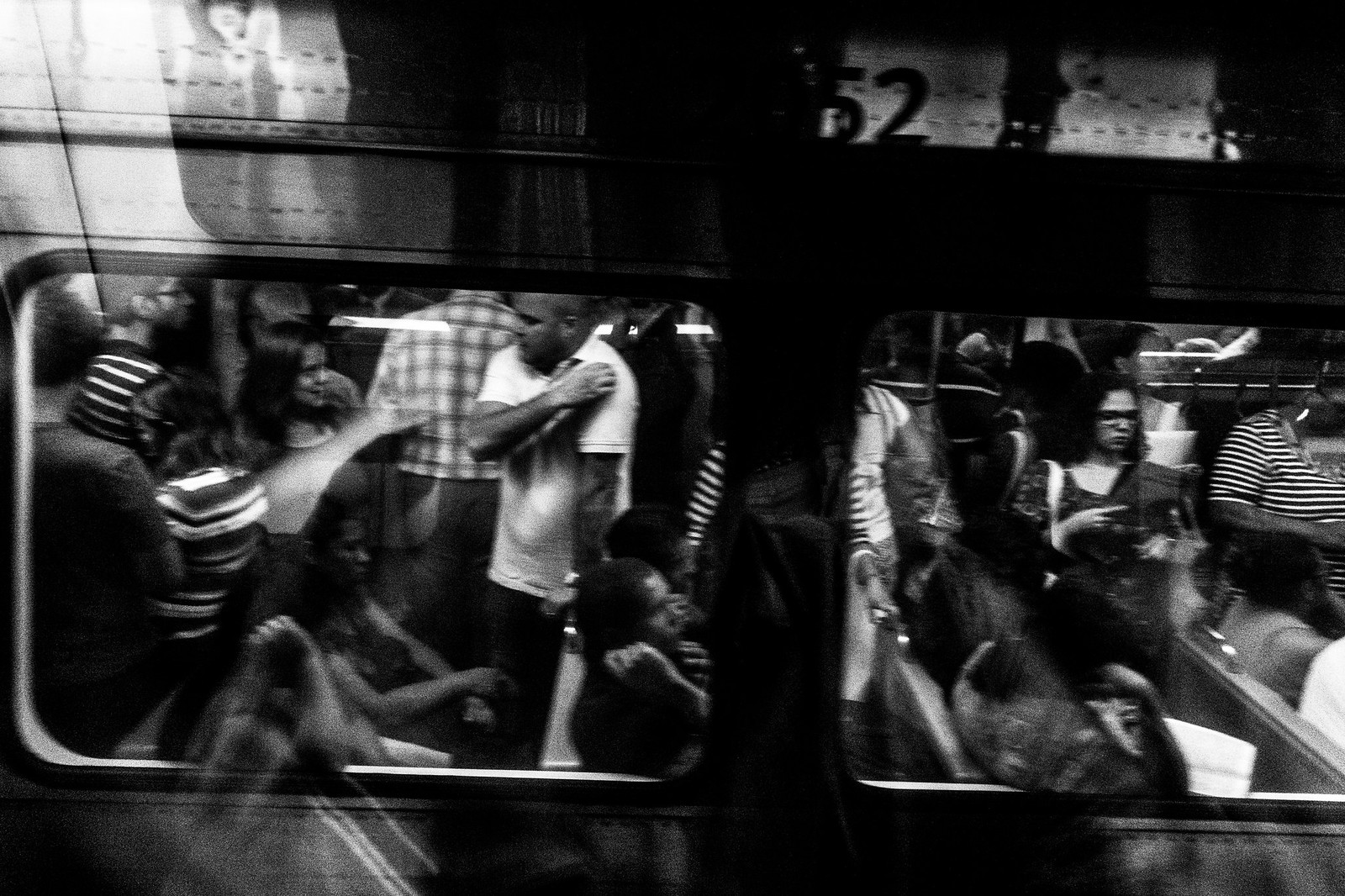 Notes from Underground - The train | by CaOS - www.caosphotos.com.br