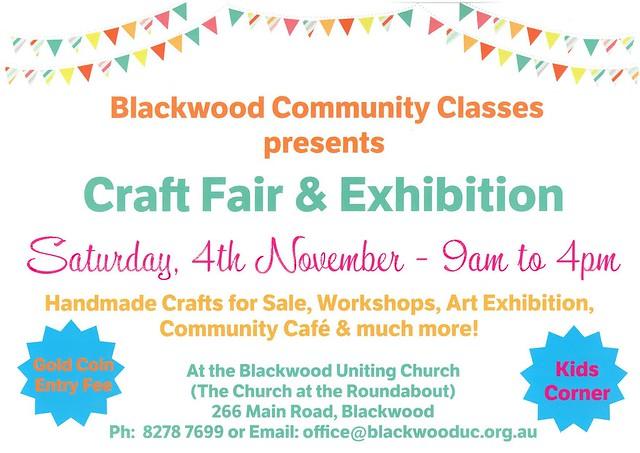 BUC Craft Fair & Exhibition 2017
