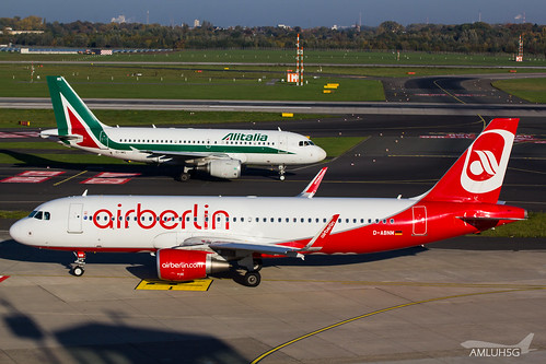 Air Berlin - A320 - D-ABNM (1) | by amluhfivegolf