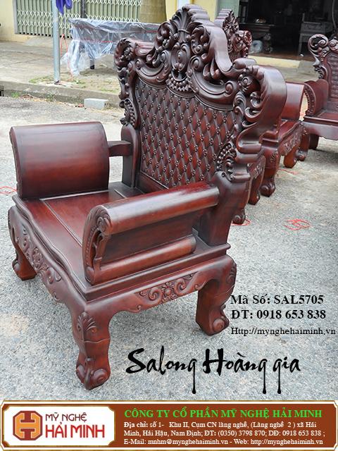 SAL5705k  Salong Hoang gia  do go mynghehaiminh