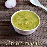 Poori masala without potato