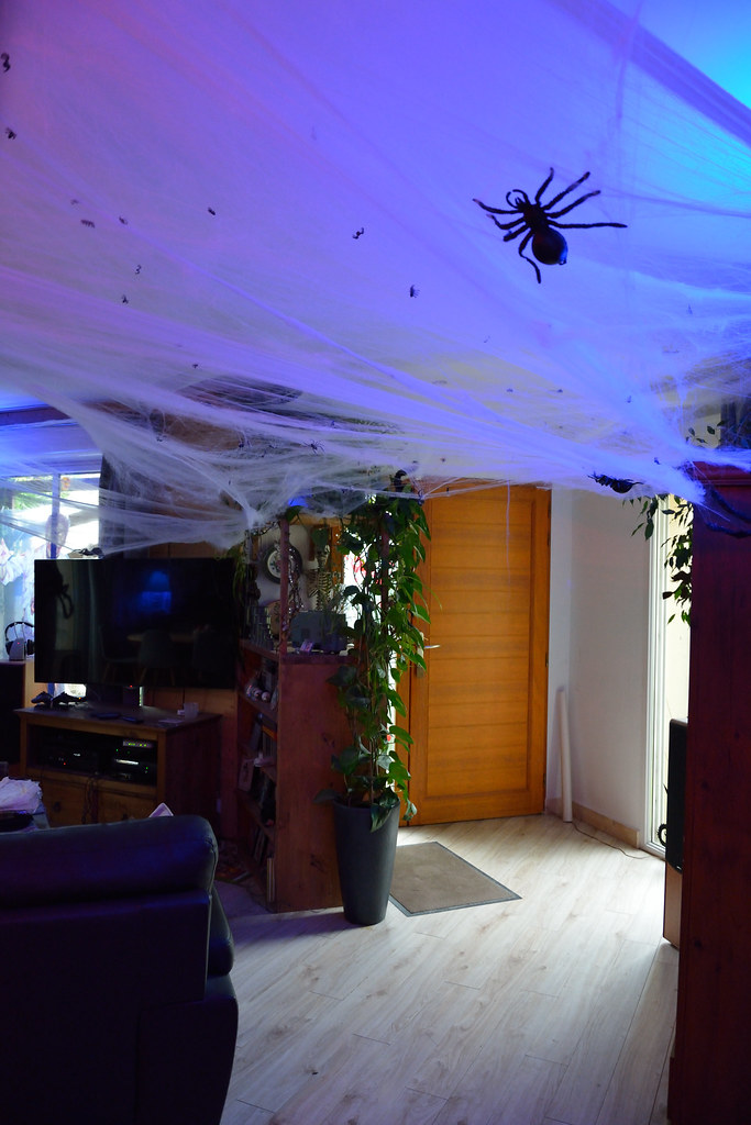 halloween 2018 decoration interieur maison 18 by david humo