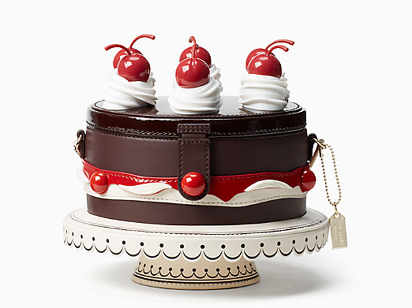 kate spade cake purse