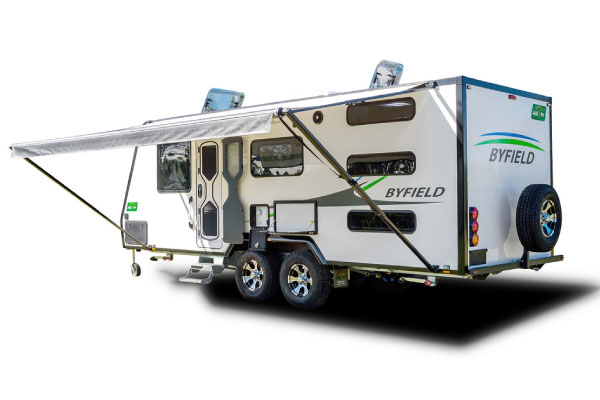 Byfield 22-03-AT All Terrain Family Caravan