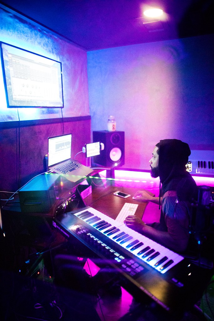 Composer producing