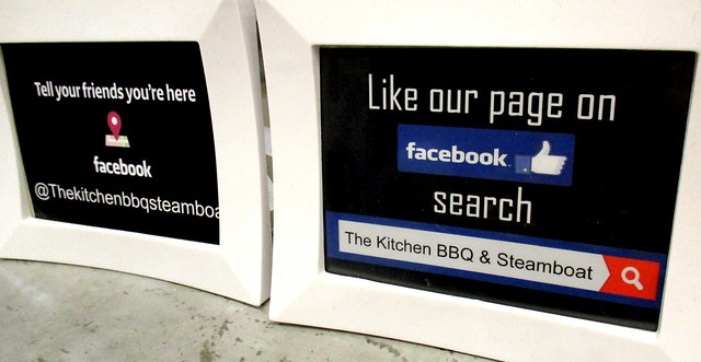 The Kitchen BBQ & steamboat Facebook page