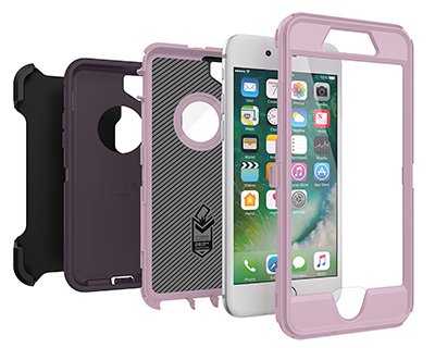 Here's a protective phone case from Otterbox's Defender series.