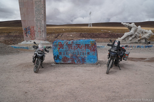 Road to Lhasa-40 | by Worldwide Ride.ca