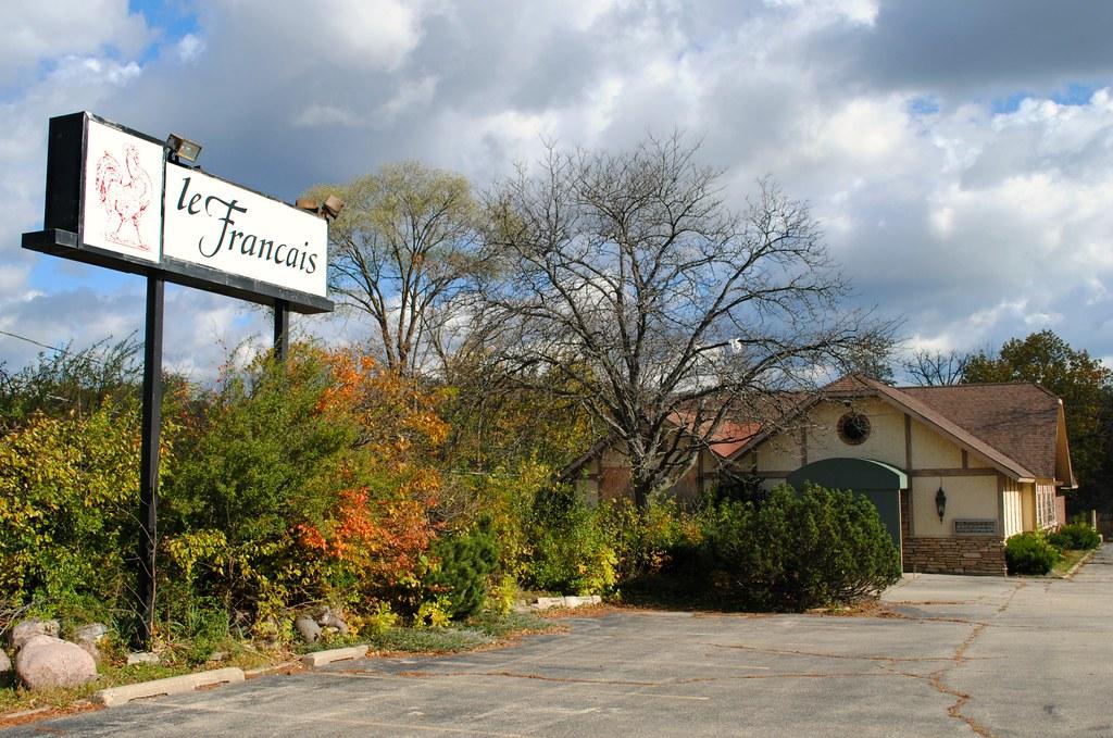 Former Le Francais Restaurant - Wheeling, Illinois   Flickr