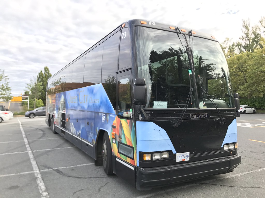 Queen City Shuttle Charters 73 Prevost H3 45 By Dans Motorcoach Gallery