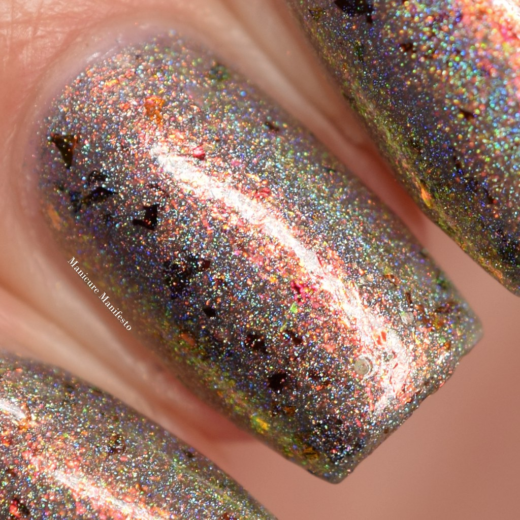 Blush Lacquers Frosted Foliage Review