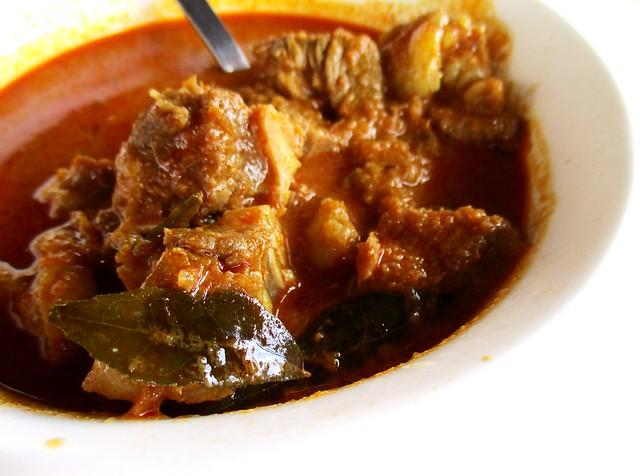 Warung BM mutton curry