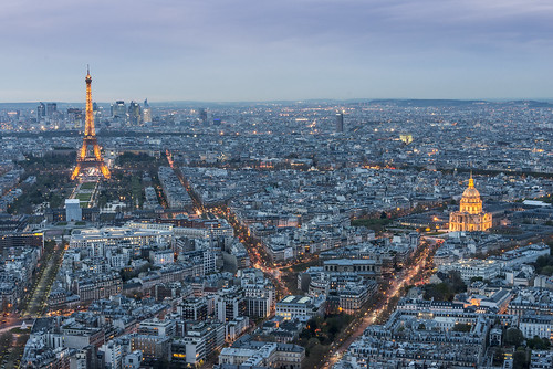 Paris at Night | by Francisco Diez