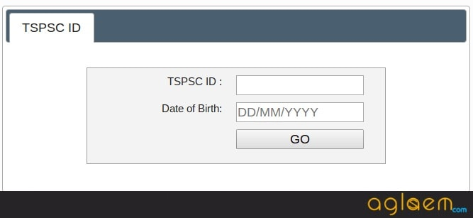 TSPSC Forest Beat Officer Hall Ticket 2017 Released   Download Admit Card Here