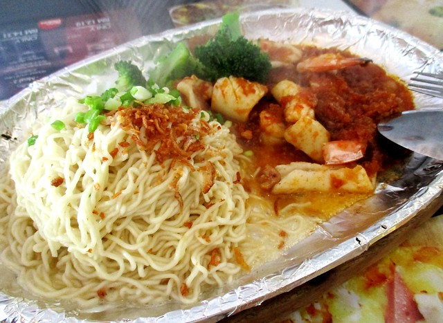 Noodle House spicy seafood sambal kampua 1
