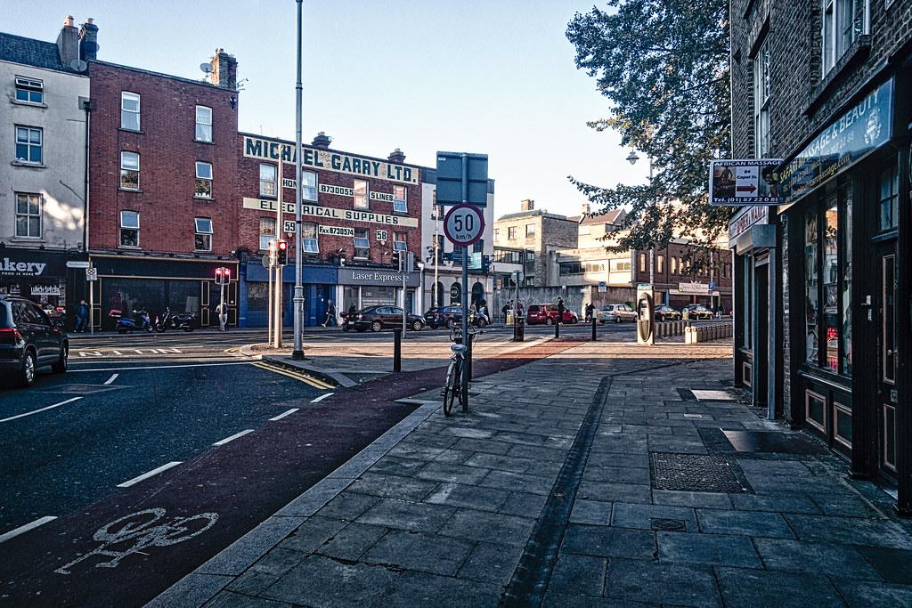 DUBLIN BIKE DOCKING STATION 03 ON BOLTON STREET 07