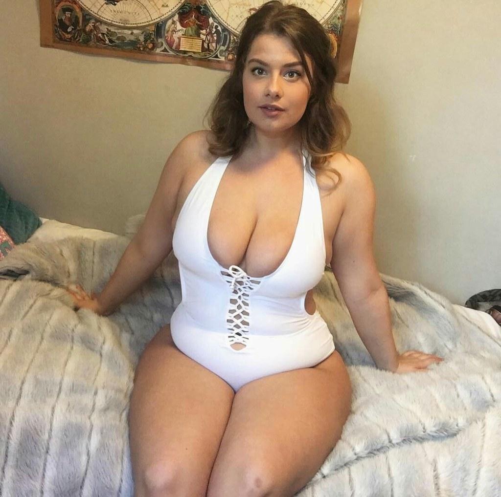 Chubby ass tits