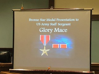 BSM presentation | by 218th Regiment Training