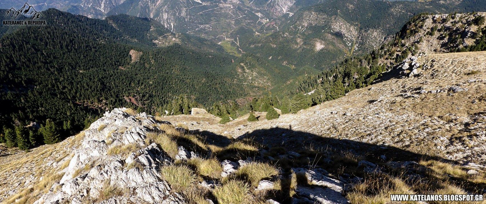 ορεινη ναυπακτια βουνα πόδος τσακαλάκι