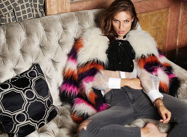 Silvina Marotti apuesta todo al color en su línea Pink Rouse