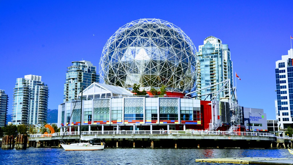Vancouver Science World | Science World at Telus World of ...