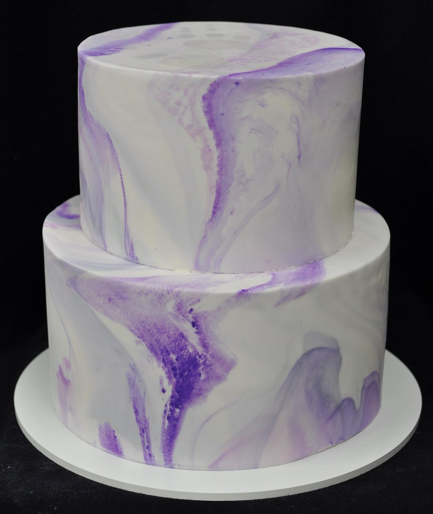 purple birthday cake purple marble birthday cake wenny flickr 6881