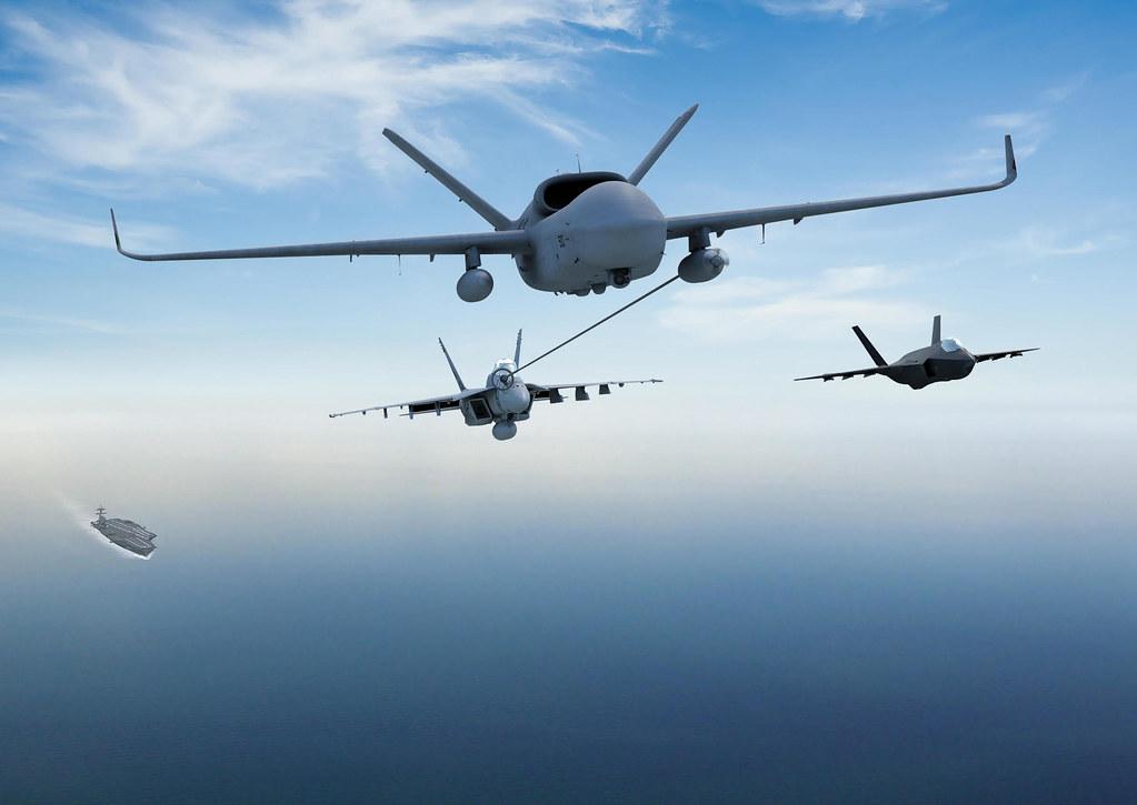 "General Atomics MQ-25 ""Stingray"""