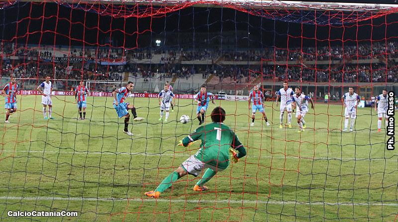 Il gol-vittoria di Ciccio Lodi dal dischetto