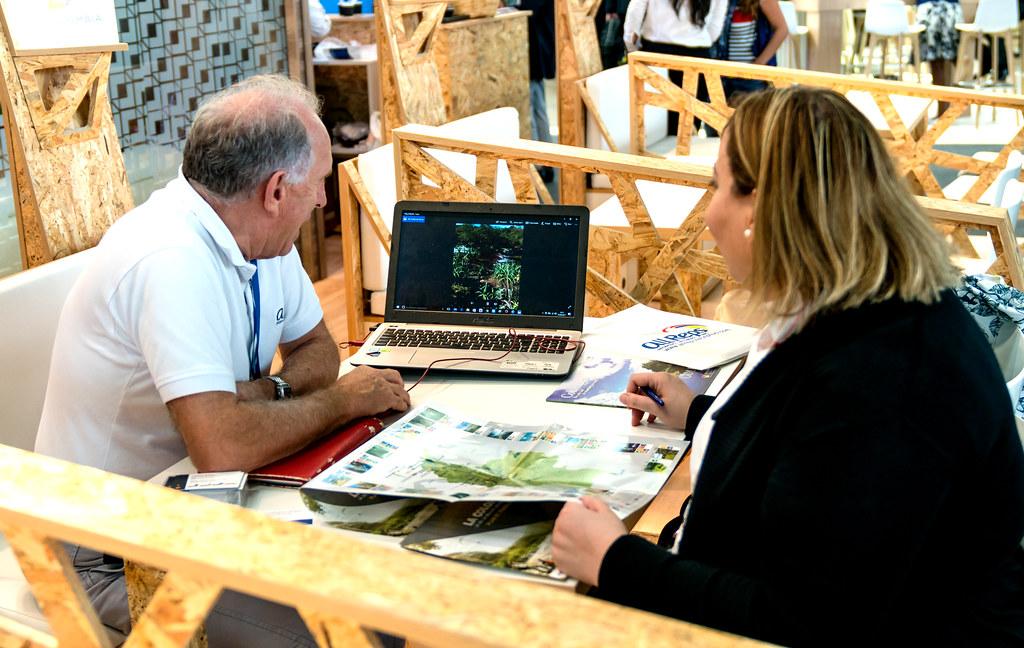 10 empresarios colombianos mostrarán la mejor oferta turística del país en Top Resa, la feria de turismo más importante de Francia. Foto: ProColombia