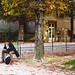 Reading, Jardin du Luxembourg