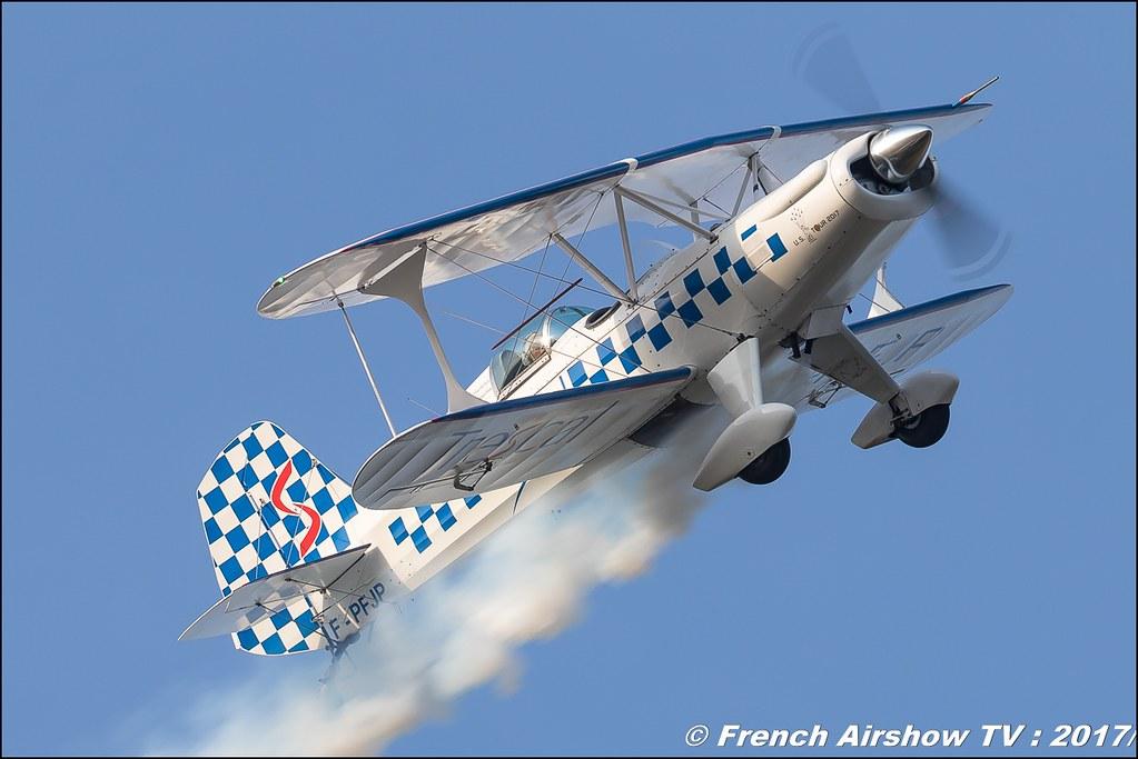 STARDUSTER SA300 , TRESCAL , jean-Marc d'Hulst , Avignon Air Show 2017 , Aéroclub Vauclusien , avignonairshow2017 , Meeting Aerien 2017