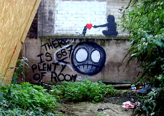 Graffiti in Preston | by Tony Worrall
