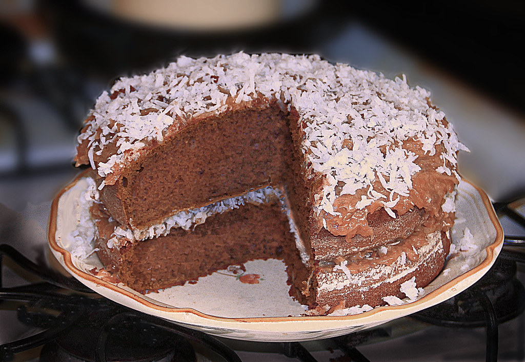 National German Chocolate Cake Day