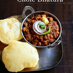 Chole recipe for bhatura