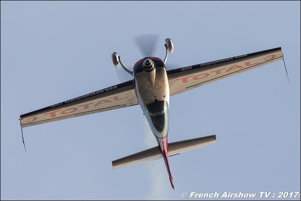 Extra EA-330L - F-HDPP voltige aérienne à Montpellier - Adrenalinflights , Avignon Air Show 2017 , Aéroclub Vauclusien , avignonairshow2017 , Meeting Aerien 2017