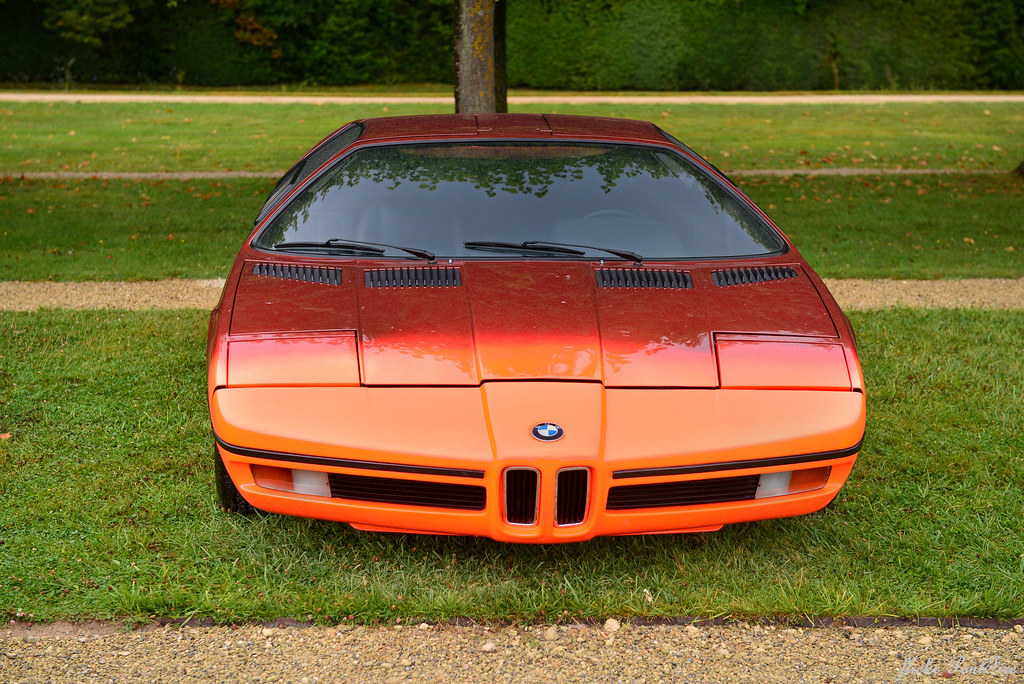1972 Bmw Turbo Concept Chantilly Arts Lgance 2016 Flickr