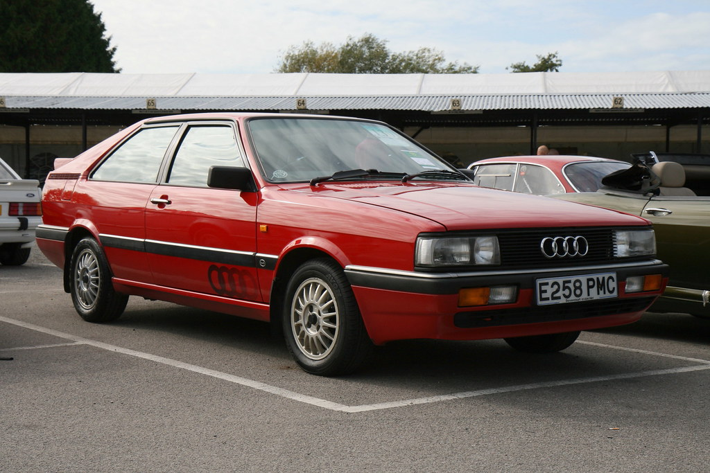 1988 Audi Coup Gt Historicsbuyingauctions201 Flickr