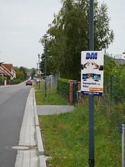 Wahlplakate zur Bundestagswahl #5